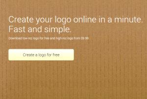 Sie können ganz einfach verschiedene Vorschläge für Ihr neues Logo abrufen