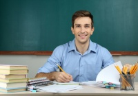 It is easy to solve the hard task of arranging parent teacher meetings